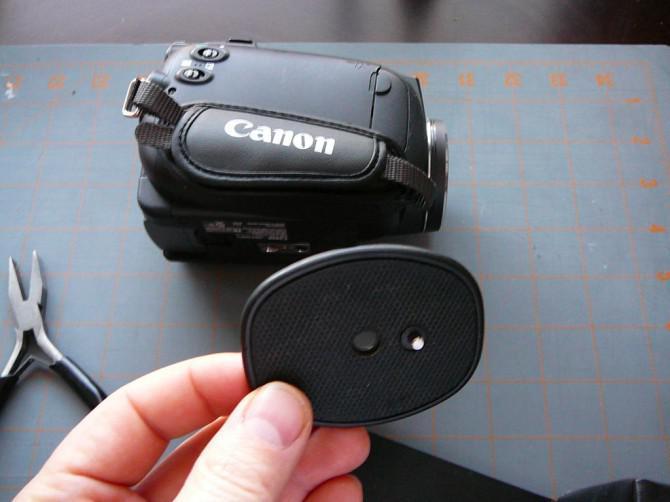Einfache build Teleprompter für Ihre Videokamera