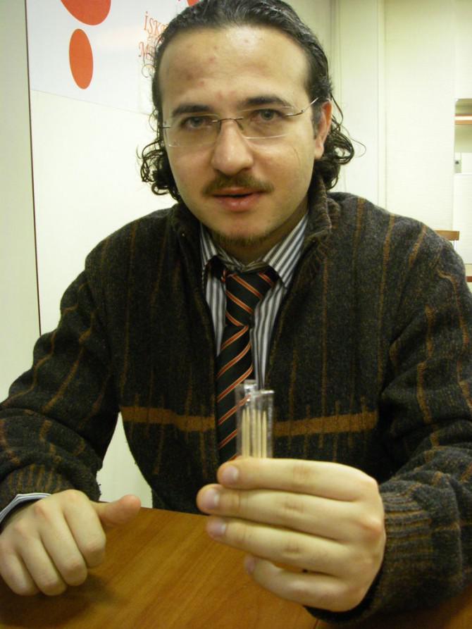 Turkish Zahnstocher Trick