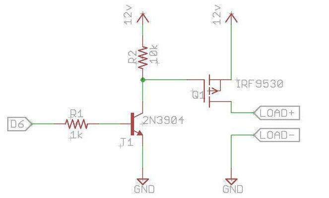 ARDUINO Solarladeregler (Version-1)