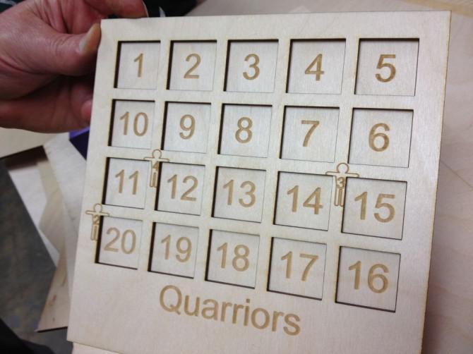 Quarriors Zähler