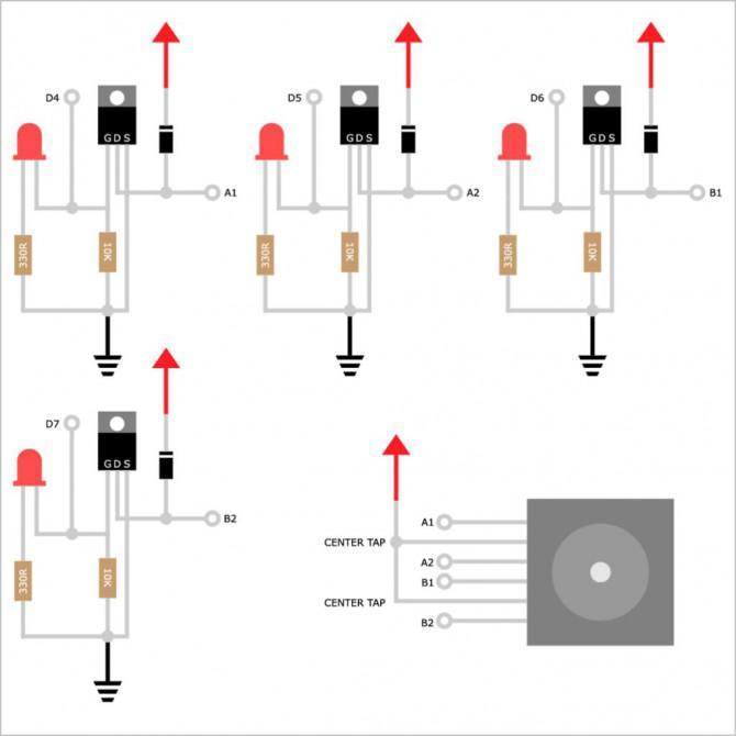 Intro zu Schrittmotoren