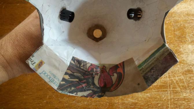 Animatronic Stargate Helm