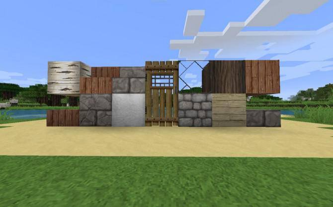 wie man ein mittelalterliches haus in minecraft bauen. Black Bedroom Furniture Sets. Home Design Ideas