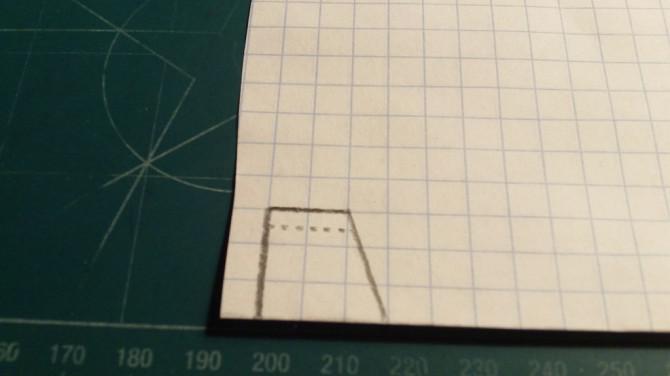 Wie man den Gnat Paper Airplane