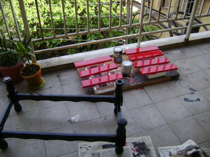 Feng Shui Tabelle total Recyclingprodukt