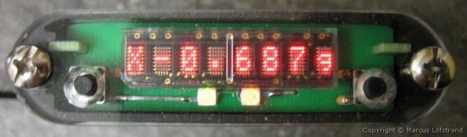 Beschleunigungsmesser-Logger mit SD-Kartenspeicher