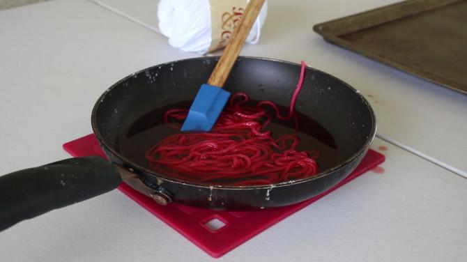 Hausgemachte Wunderkerzen für den 4. Juli!  - (Improvised Handfeuerwerk)