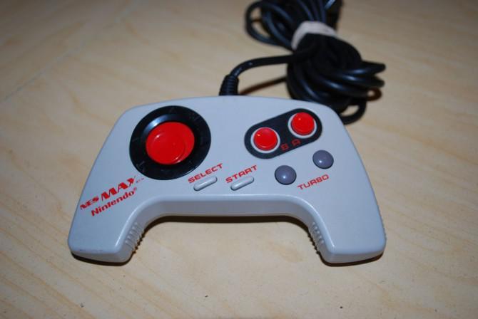Holen Sie sich das MAX aus dem NES Controller-MAX