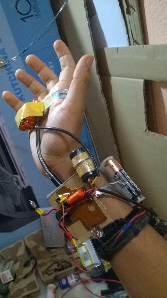Handheld-Gerät EMP