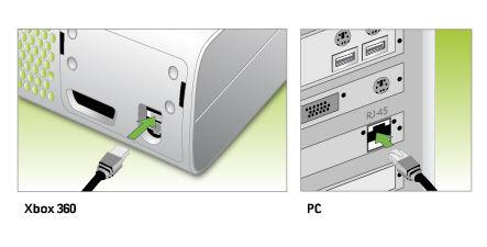 verwenden sie ihren laptop als xbox xbox 360 wireless. Black Bedroom Furniture Sets. Home Design Ideas