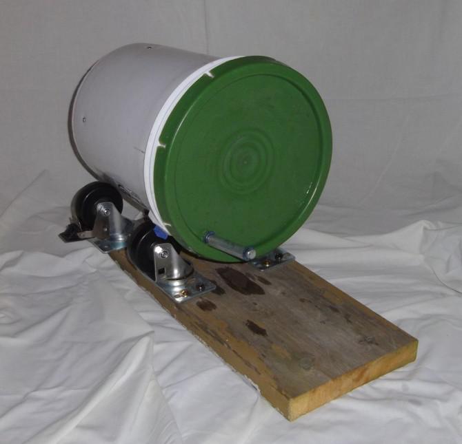 Tabletop Waschmaschine (4 Da Poor Man)