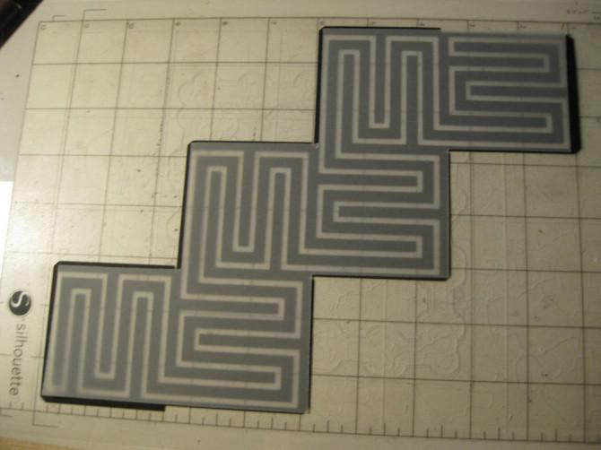 Die Herstellung eines Spaßpapierlaterne mit der Silhouette-Ausschnitt-Maschine