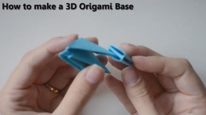 HOW TO MAKE 3D ORIGAMI IRON MAN | Origami man, 3d origami, Origami | 376x670