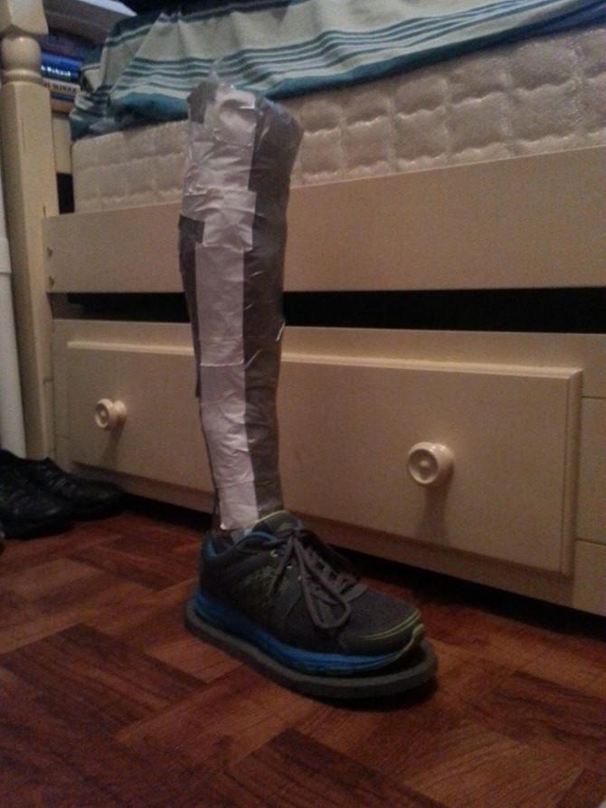 Iron Man Cosplay Boots