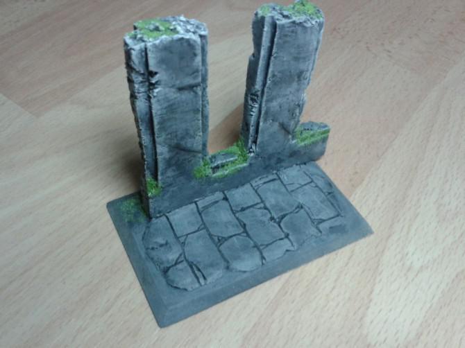 TableTop Terrain Gebäude