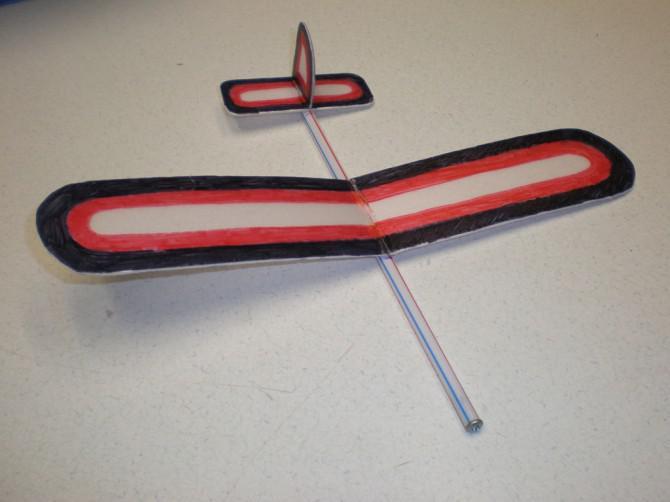 Schaumplatte Glider
