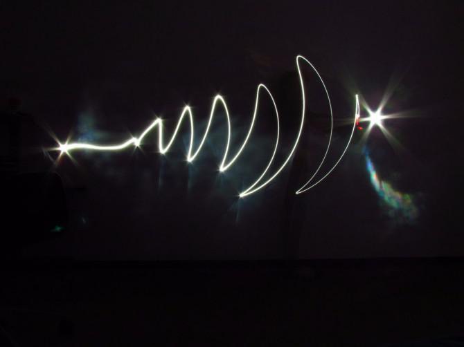 Zeichnen mit Licht