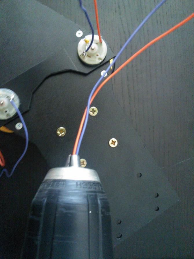 Arduino kontrolliert Ping Pong Bälle Launcher