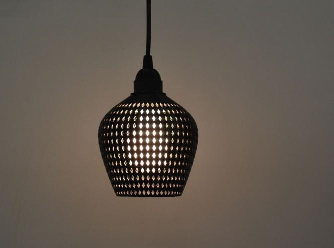3D-Druck-Lampen von Samuel Bernier, Projekt RE_