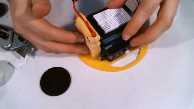 Yogy - Das Arduino Powered Robot Made For Kids