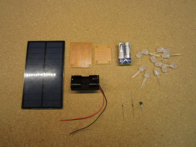 Solar Powered 24-Stunden-Gewächshaus