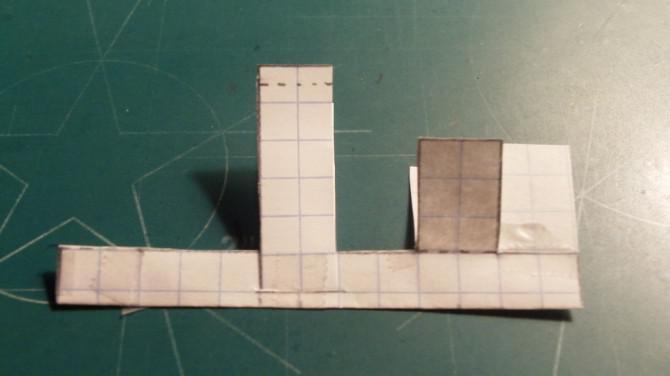 Wie man die Jayhawk Paper Airplane