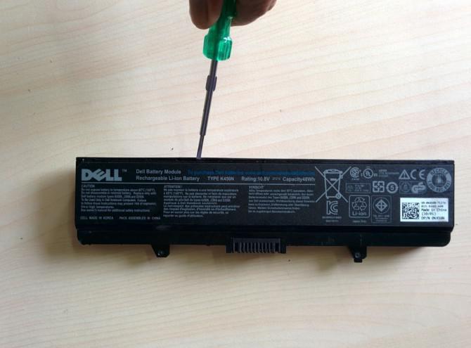 Verwenden Sie Ihre alten Laptop Akku, um zu Ein ENERGIEN-BANK