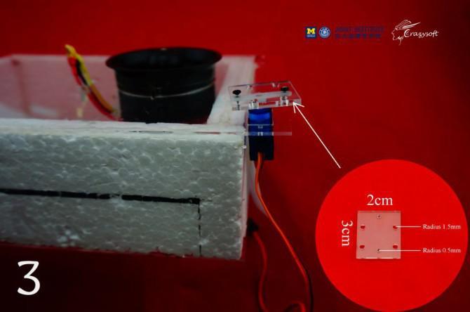 PS3 Kontrollierte Arduino Based Hovercraft (Bluetooth) durch Micrazysoft