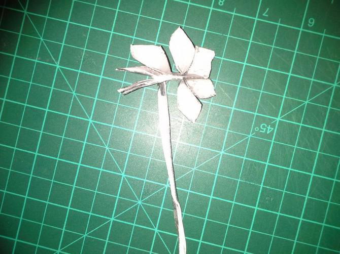 Zigarettenetui Blume