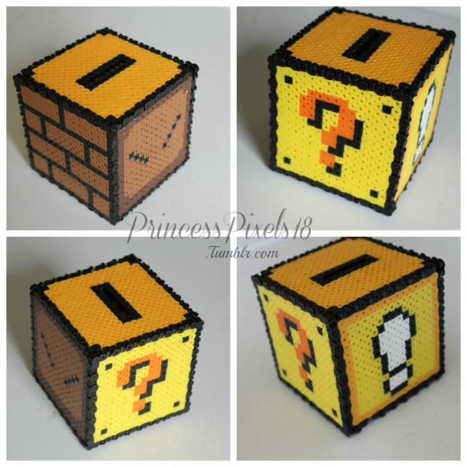 Wie man ein 3D-Mario-Münze-Box zu machen!