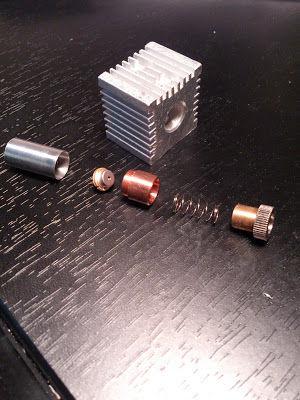 Alphanumerische Laserprojektor mit arduino