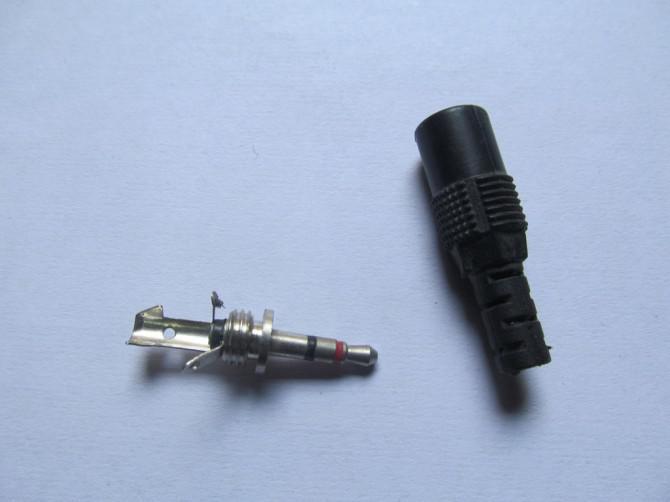 Niederfrequenz-Audio-Verstärker mit dem LM386