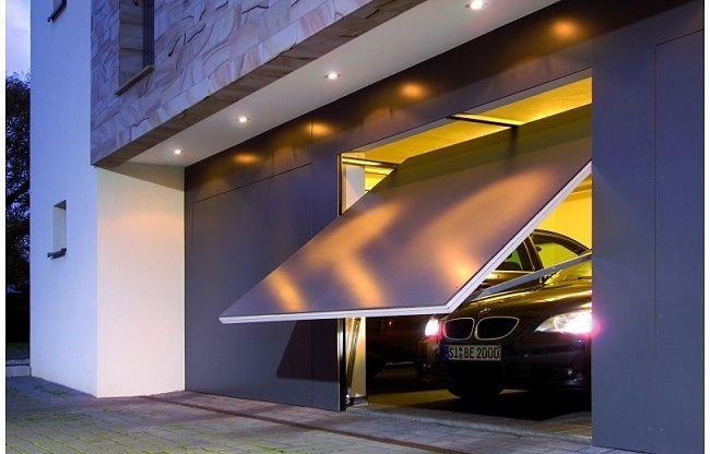 5 Arten der Garage Nebentüren