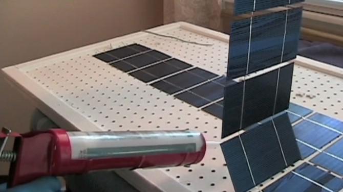Wie man eine Solar Panel