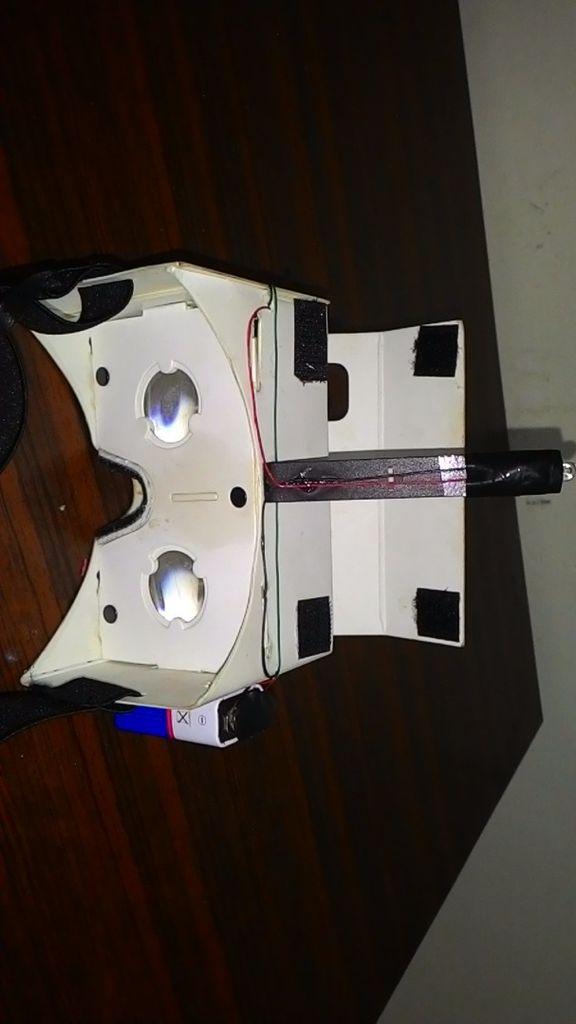 Wie man eine Virtual Reality 3D-Tracking-Headset für unter 10 $ machen