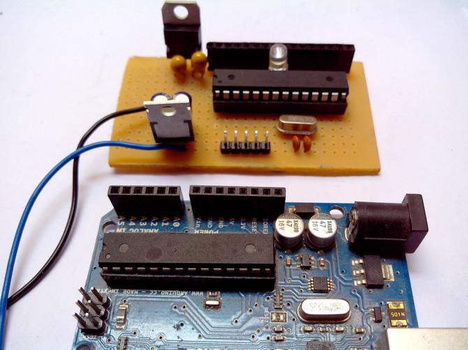 Bauen Sie sich ein Arduino