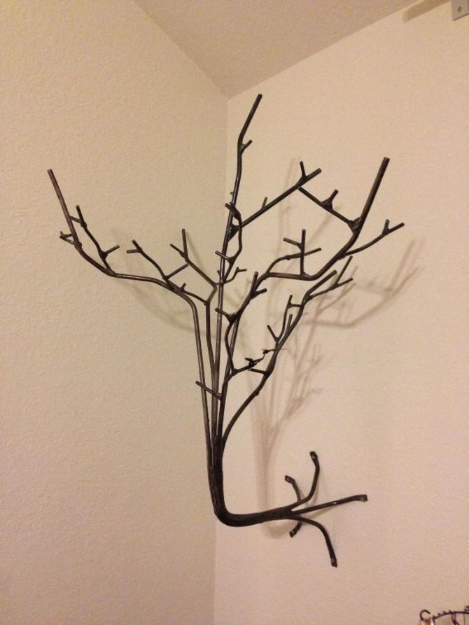 Stahl-Stab / Draht-Schmucksache-Baum