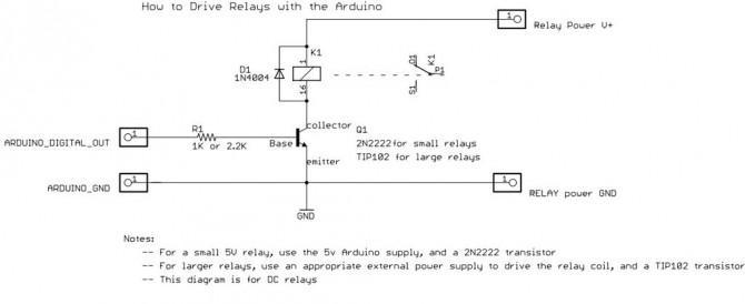 Arduino Internet Controlled Schreibtischlampe