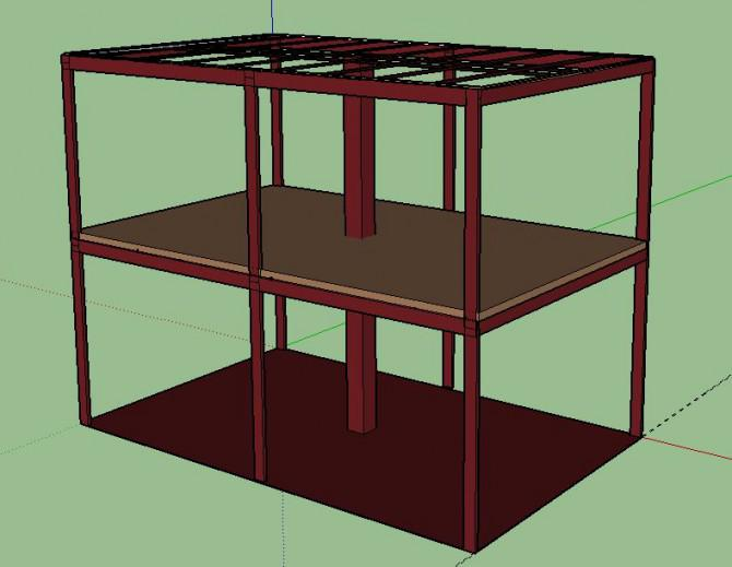 DIY Solar + Wind Haus
