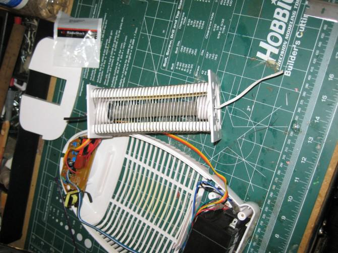 Ultraviolet LED Bug Zapper