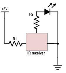IR-LEDs von Junk-