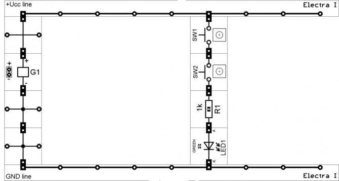 22 Grundlagen der Elektronik-Schaltungen mit Electra ich - modulare ...
