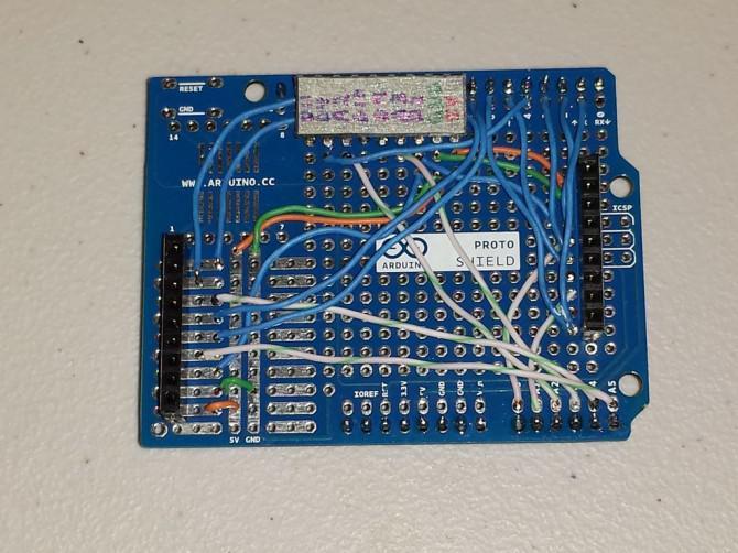 Arduino Mini-Shields