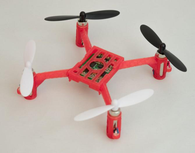 Super Light Quadcopter