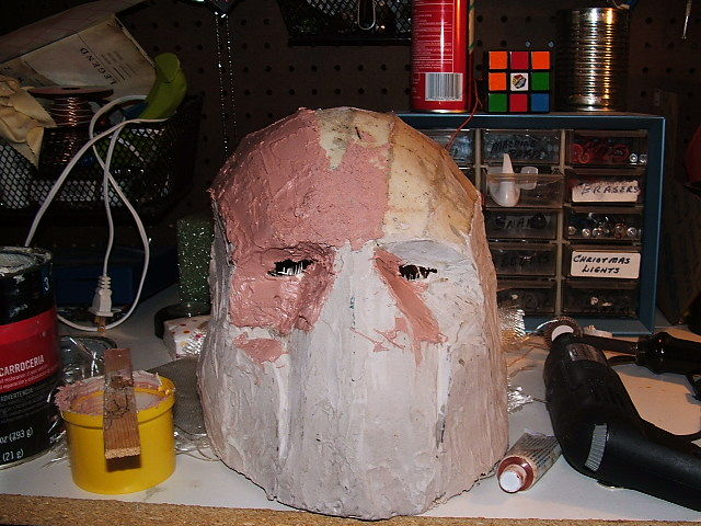 Army of Two prop Maske.