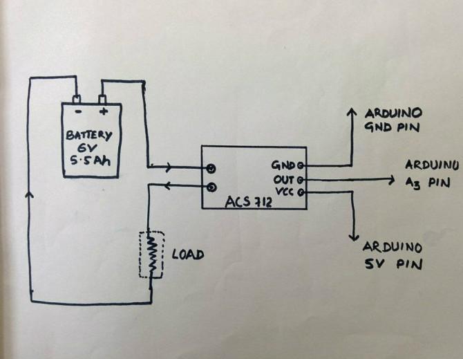 ARDUINO ENERGY METER