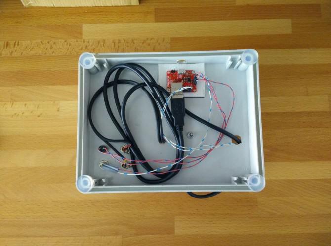 Raspberry Pi Audio Player