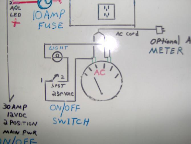Rasenmäher Power Generator mit einem Twist