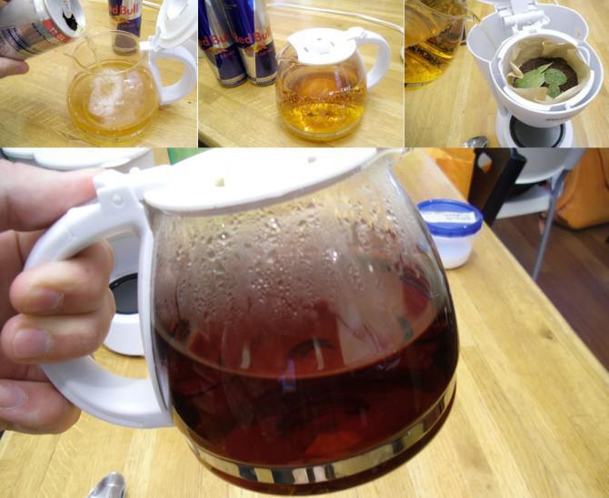 Nitro Kaffee
