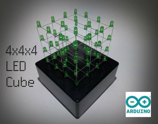 LED-Cubes